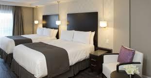 chambre a deux lits chambre standard deux grands lits hôtel shediac