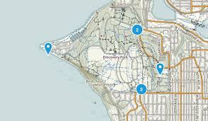seattle map discovery park best views trails in discovery park 288 photos 441 reviews