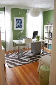 good looking green office color scheme home design 435