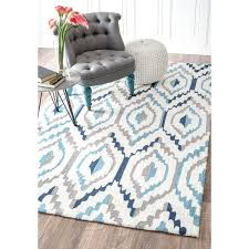 Modern Ikat Rug Excellent Ikat Rug Without Borders Grey And 6x85 Area