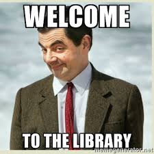 Meme Library - 10 types of people you ll find in the library near exam time