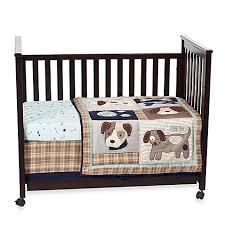 Sumersault Crib Bedding Sumersault Show Doggies Crib Bedding Collection Bed Bath Beyond