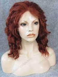 n17 350 reddish auburn short african american hair synthetic lace