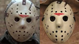 make a friday the 13th part 6 jason mask diy painting tutorial