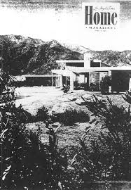 Kaufmann Desert House Floor Plan Southern California Architectural History Glamourized House