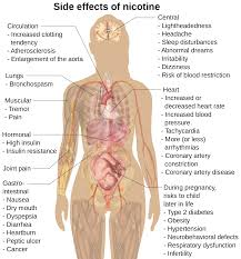 feeling light headed after smoking cigarette what are the side effects of smoking cigarettes look feel better