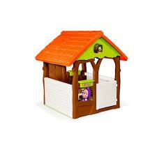 casetta giardino chicco casette giochi aperta giocattoli