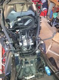 how to remove fuel tank and change air filter page 1 triumph