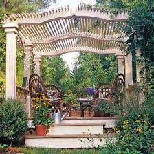 Pergola Backyard Ideas Triyae Com U003d Pergola Backyard Ideas Various Design Inspiration