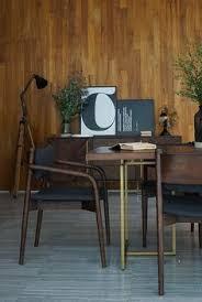 bruno fourniture bureau bruno tv sideboard featuring rustic finished acacia wood laid in