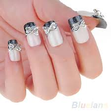 online buy wholesale bowtie nail art from china bowtie nail art