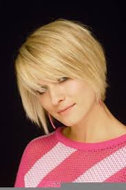 short to medium hairstyles for thin fine hair short bob cuts
