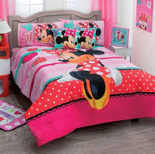 Toddler Girls Beds Bedroom Cute Minnie Mouse Canopy Bed For Teenage Bedroom