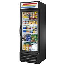 true manufacturing gdm 23 ld commercial refrigerator glass door
