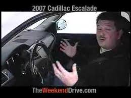 cadillac escalade 2007 reviews 2007 cadillac escalade review