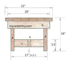 Wooden Coffee Table Plans Diy by Display Coffee Table Plans How To Build A Display Coffee Table