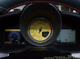 ferrari 458 speedometer 2015 ferrari 458 spider