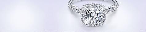 inexpensive engagement rings halo engagement rings u0026 halo rings gabriel u0026 co