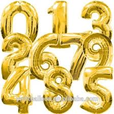 foil balloons foil balloons party decoration foil numbers letters balloons