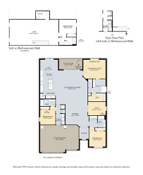 Divosta Floor Plans Infinity New Home Plan Vero Beach Fl Divosta Home Builders