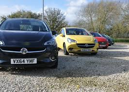 opel yellow bibury u0027s yellow car owner has the last laugh uk car lease pcp