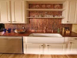 kitchen backsplash panels 20 cheap backsplash for kitchen colorful backsplash copper