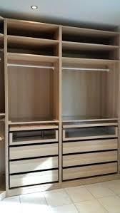 custom closet design ikea wardrobe modern wardrobe charming interior nice looking white
