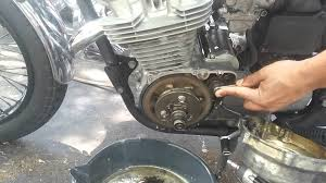 dohc cb750 starter clutch issue youtube