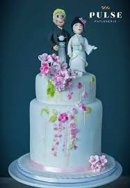 25 gorgeous singapore wedding cake designs recommend living