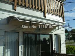 Clear Awnings For Home Compare Prices On Aluminum Door Awnings Online Shopping Buy Low