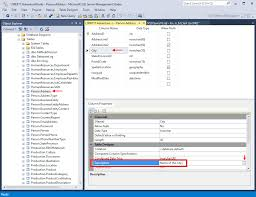 Data Table Design 4 Options To Edit Table Descriptions In Sql Server Management