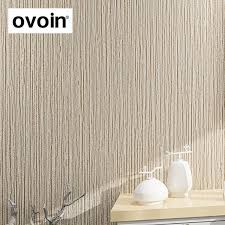 gill ribbed plain solid color wall paper vinyl natural faux