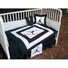 Black And White Crib Bedding Sets Michael Black And White Crib Bedding Set