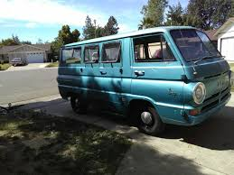 Vintage Ford Truck Parts Sacramento - 1965 dodge a100 van for sale in sacramento california 4k
