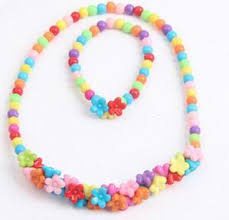 childrens necklace 2018 2016 new korean jewelry children s necklace bracelet selling