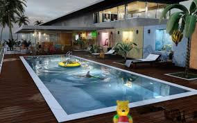 home plans with indoor pool decorations indoor pools at home modern house plans with
