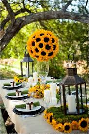 sunflower arrangements sunflower bouquets for weddings decorations inspirations to be