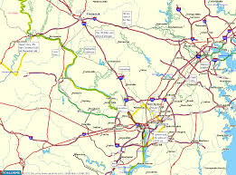 Map Of Baltimore Md Bote U0027s Rail Pages National Capital Area Train Chaser U0027s Guide