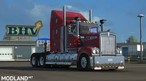 kenwood t800 kenworth t908 mod for ets 2