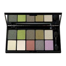 amazon com nyx cosmetics eye shadow palette 10 color eye color