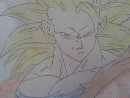 drawing goku dragon ball orion zuchino deviantart