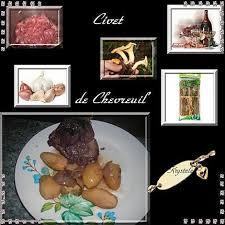 recette de cuisine civet de chevreuil recette de civet de chevreuil