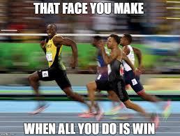 Running Meme - usain bolt running meme generator imgflip