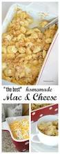 homemade mac and cheese recipe the idea room