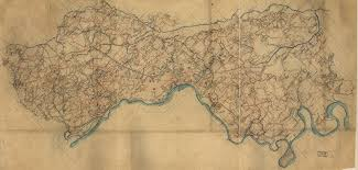 Map Of Richmond Virginia by Four Early Maps Of Henrico County And Richmond Church Hill