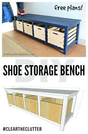 ottoman shoe storage ottoman bench wood shoe storage bench