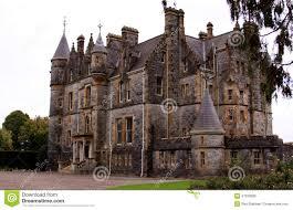 Castle House Plans Blarney Castle House In Ireland Stock Photo Image 41933899