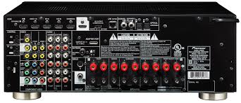 pioneer amplifier home theater pioneer vsx 1021 k 7 1 channel airplay av receiver airplay speakers