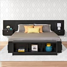 Black Nightstand With Drawers 25 Incredible Queen Sized Beds With Storage Drawers Underneath