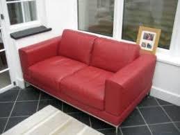 Ikea 2 Seater Leather Sofa Ship My Ikea Arild 2 Seater Sofa In Leather To Tunbridge